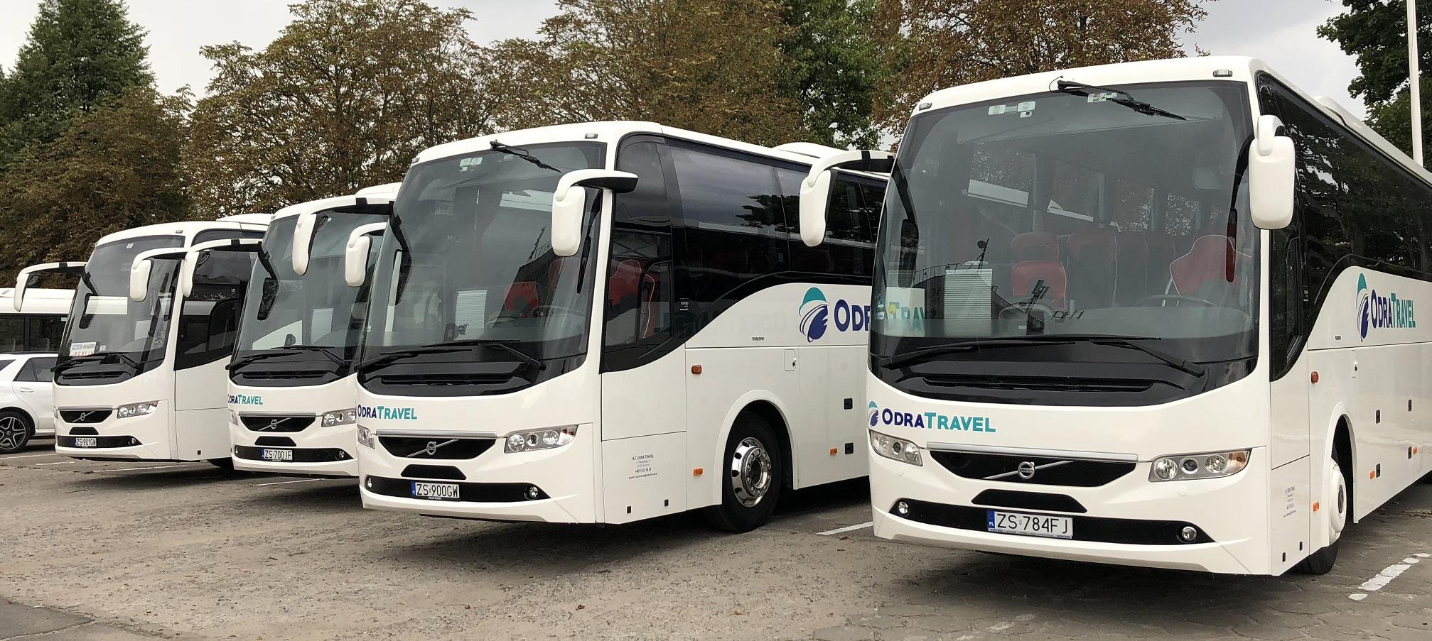 autobusy / autokary ze szczecina polecają się na wynajem