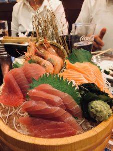 przykładowe posiłki w Japonii-wyjazd z biurem podróży OdraTravel ze Szczecina