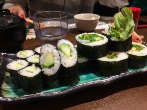 Japonia-ceny posiłków-wycieczka z biurem podróży Odra Travel w Szczecinie