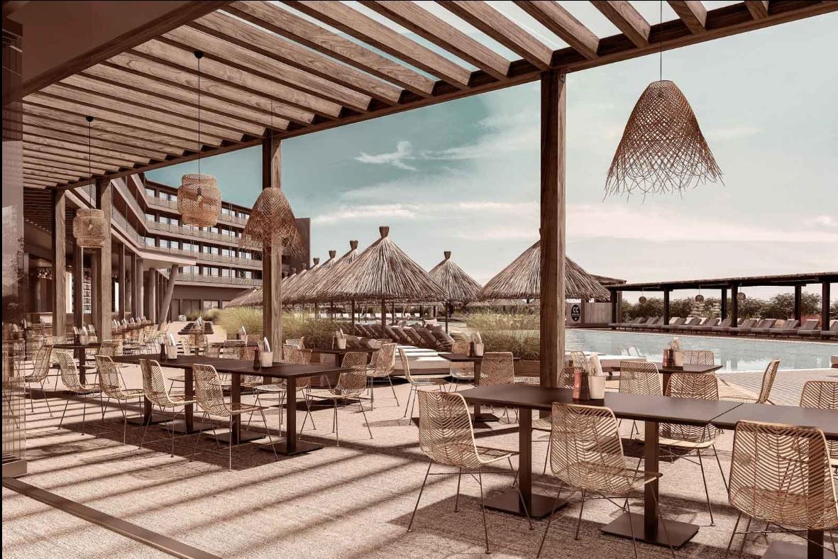 Najlepszy hotel w Bułgarii! nowoczesny design w hotelu podczas urlopu/wypoczynku - rezerwacja bezpośrednio w biurze podróży OdraTravel w Szczecinie